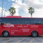 RedCoach Express Bus - Greater for Mid-Distance Bus Routes like Tampa to Orladno
